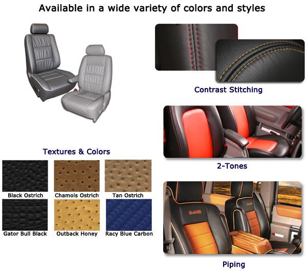 Car Seat Styles