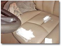 car seat repair