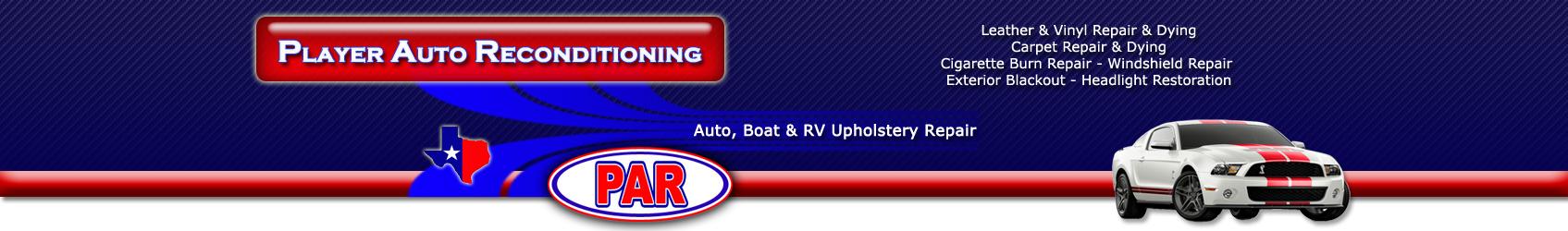 player auto interior auto interior restoration car seat repair. Black Bedroom Furniture Sets. Home Design Ideas